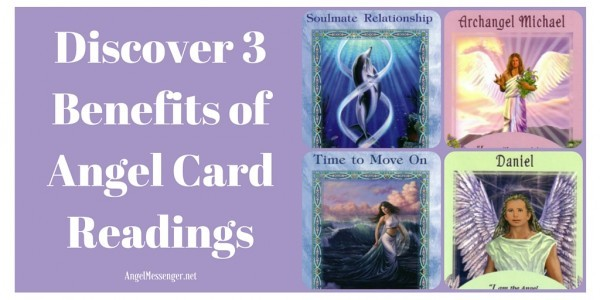Discover 3 Benefits of Angel Card Readings