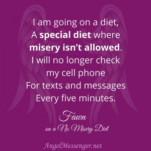 Fawn on a No Misery Diet