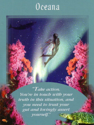 Oceana Angel Card Extended Description - Messages from Your Angels Oracle Cards by Doreen Virtue