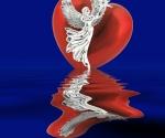 Angel Heart on Water