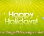 Holiday Angels ecard