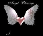 pink angel blessings