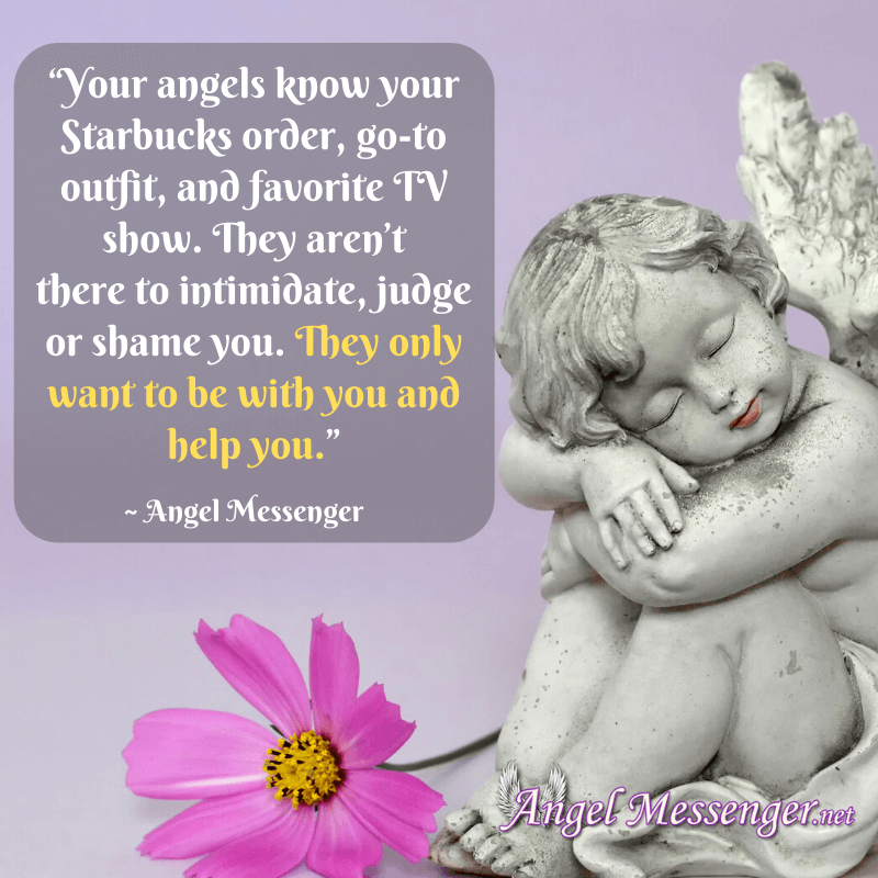Work with Your Guardian Angel