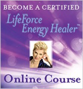 Certified Life Force Energy Healer