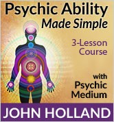 Psychic Ability Made Simple John Holland