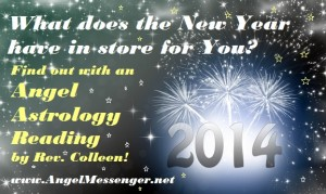 2014 Astrology Readings with Rev. Colleen
