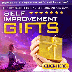 Self Improvement Gifts Giveaway