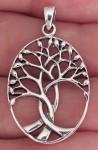 3 branch tree pendant
