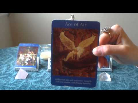 Weekly Angel Card Reading for April 14th - 20th, 2014