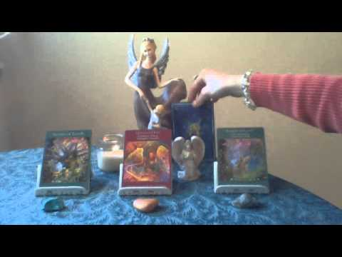 Weekly Angel Card Reading for October 13th – 19th, 2014