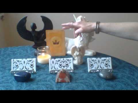 Angel Card Reading for Week of April 13th – 19th, 2015