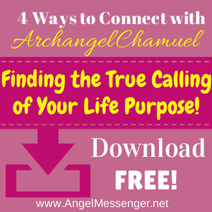4 Ways to Connect with Archangel Chamuel