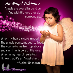 An Angel Whisper