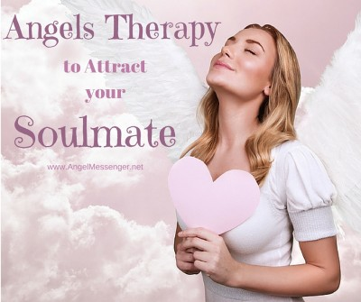 Angels Therapy to Attract Your Soulmate