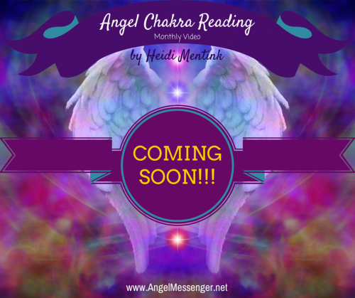 ChakraReading - ComingSoon