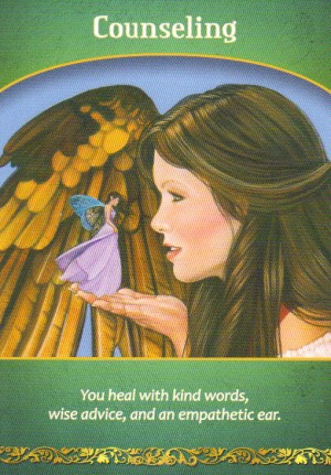 Counseling Oracle Card Extended Description - Life Purpose Oracle Cards by Doreen Virtue