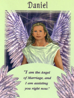 Daniel Angel Card Extended Description - Messages from Your Angels Oracle Cards by Doreen Virtue