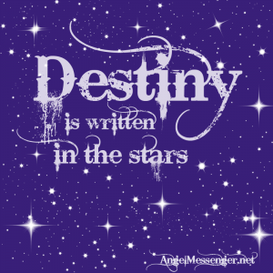 Destiny is written in the Stars