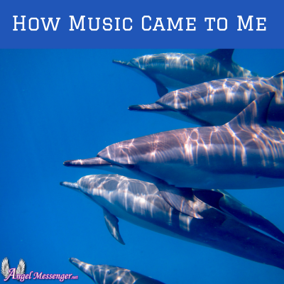 How Music Came to Me harp