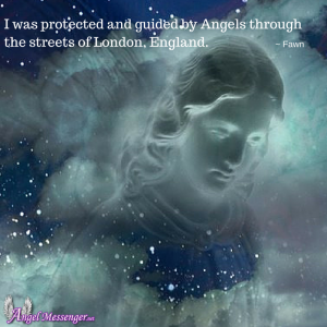 Miraculous Event - I was protected and guided by Angels
