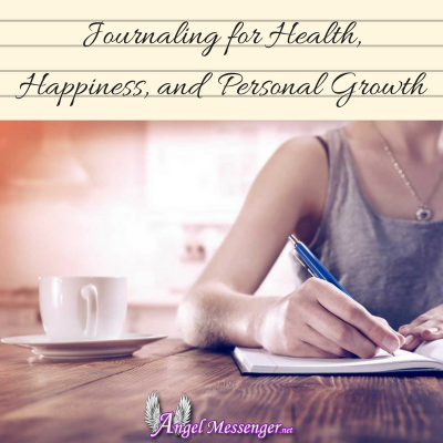 Journaling for Health, Happiness and Personal Growth