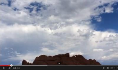 Mile High Cloud Meditation - Angel Messenger