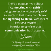 On Learning Ways to Communicate with Your Guides and Angels Now