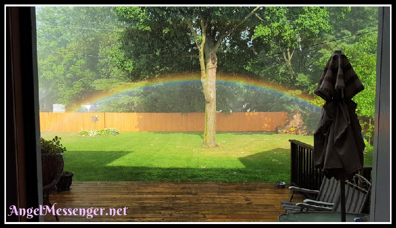 Rainbow at Home image