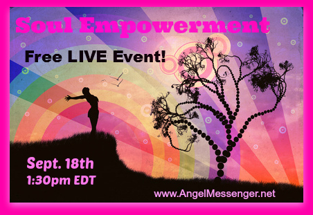 Soul Empowerment Free LIVE Event