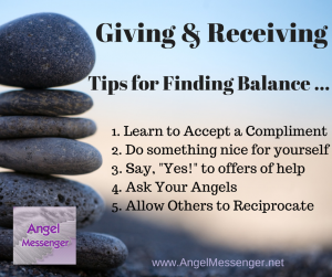 Regaining Balance Tips for Finding Balance ...