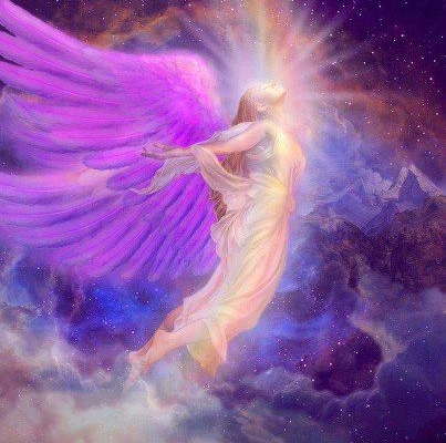 cleansing chakras with angel energy