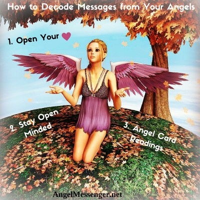 How to Decode Angel Messages