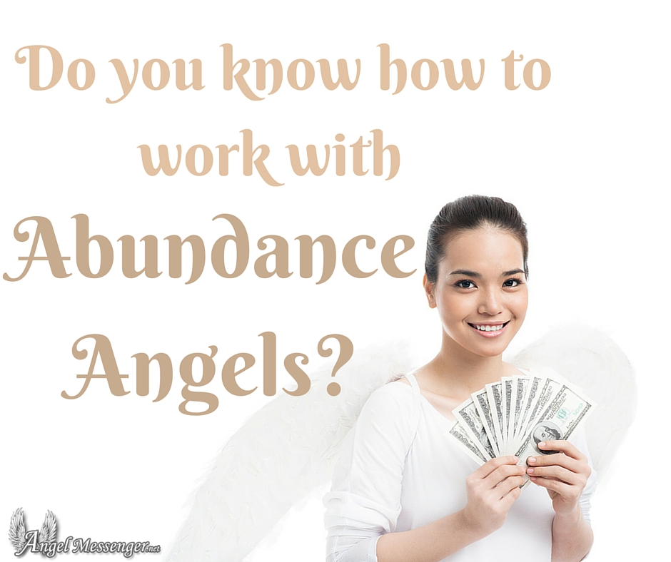 how to work with Abundance Angels