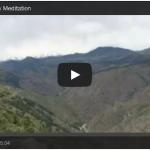 Mile High Mountain Meditation