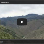 Mile High Mountain Meditation