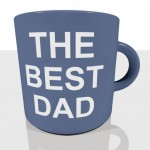 The Best Dad Mug